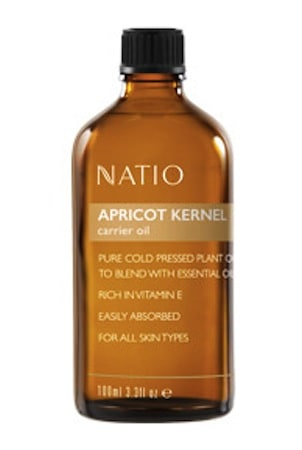 Natio Apricot Kernel Carrier Oil